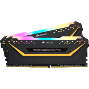 Corsair Vengeance RGB PRO 16GB, DDR4, 3000Mhz, CL15, 2x8GB, 1.35V - TUF Gaming Edition