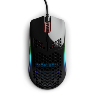 Glorious PC Gaming Race Mouse Gaming Glorious Model O (Glossy Black)