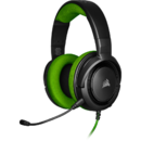 HS35 Stereo Gaming Headset — Green (EU)