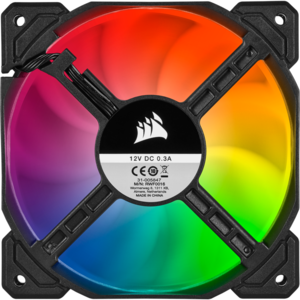 Ventilator Corsair iCUE SP120 RGB PRO Performance 120mm
