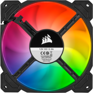 Ventilator Corsair iCUE SP140 RGB PRO Performance 140mm