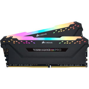 Corsair Vengeance RGB Pro, 32GB, DDR4, 3200Mhz, CL16, 2x16GB, 1.35V