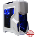 RAIJINTEK NESTOR ATX Case - White - Blue Led fan - Resigilat/Reparat