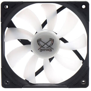 Ventilator Scythe Kaze Flex 120 mm Slim RGB PWM Fan 300-1200 rpm