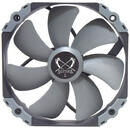 Kaze Flex 140 mm Round PWM Fan 300-1800 rpm