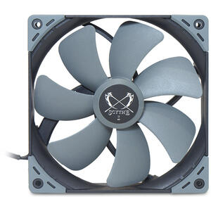 Ventilator Scythe Kaze Flex 140 mm Square PWM Fan 300-1200 rpm