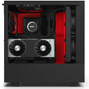 NZXT CA-H510i-Black/Red