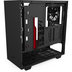 NZXT H510 Red/Black