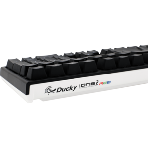 DUCKY One 2 RGB, Cherry Silent Red RGB