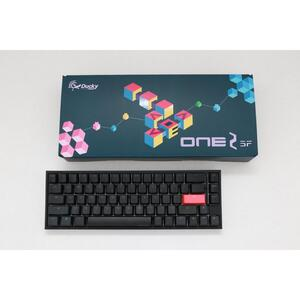 DUCKY One 2 SF RGB, Cherry Silent Red