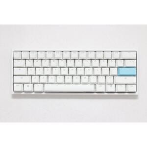 DUCKY One 2 Mini RGB Pure White, Cherry Red RGB