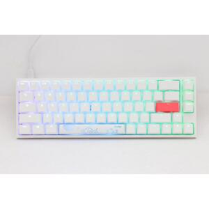 DUCKY One 2 SF RGB Pure White, Cherry Blue