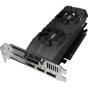 GIGABYTE GTX 1650 D6 OC Low Profile 4G