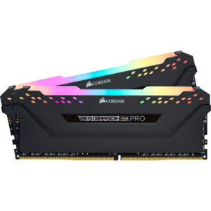 Corsair Vengeance RGB Pro 32GB, DDR4, 4000MHz, CL18, 2x16GB, 1.35V (Z490)