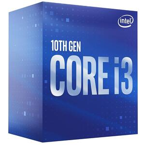 Procesor INTEL Core i3-10100F 3.6GHz LGA1200 6M Cache No Graphics Boxed CPU
