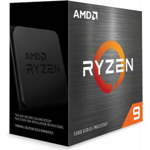 Procesor AMD RYZEN 9 5950X, 4900MHz, 72MB cache, Socket AM4, Box
