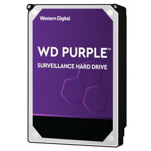 Western Digital 10TB PURPLE 256MB/3.5IN SATA 6GB/S 7200RPM