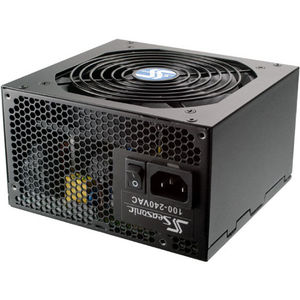 Sursa Seasonic 430W, S12II Series, SS-430GB, 80 PLUS Bronze