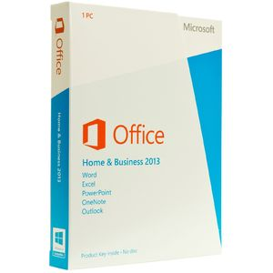 Microsoft Office Home and Business 2013 Engleza T5D-01574