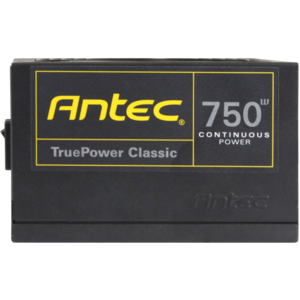Sursa Antec 750W, TruePower Classic Series, 80 PLUS Gold