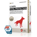 G Data Total Protection 2015 3 PC Renewal 24 luni