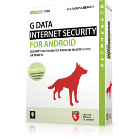 G Data Internet Security for Android Renewal 36 luni