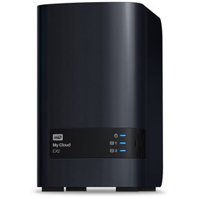 Western Digital NAS MY CLOUD EX2 4TB