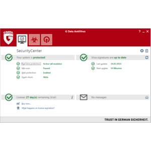 G Data Antivirus  2 PC ESD