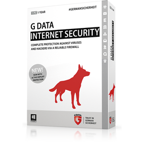 G Data Internet Security  2PC ESD