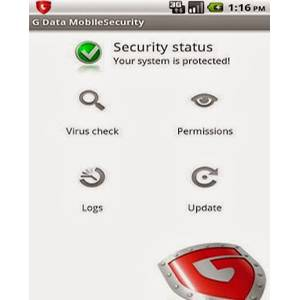 G Data Mobile Internet Security 2Device ESD