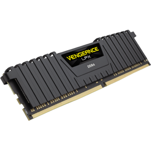 Corsair Vengeance LPX 64GB, DDR4, 2666MHz, CL16, 4x16GB, 1.2V