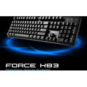 GIGABYTE Force K83