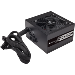 Sursa Corsair 650W, CX-M Series, CX650M, 80 PLUS Bronze