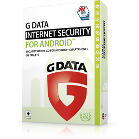 G DATA Mobile Internet Security 5 Devices