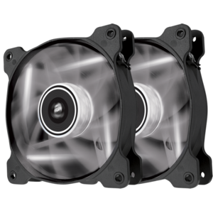 Ventilator Corsair AF120 LED White Quiet Edition - Twin Pack CO-9050016-WLED