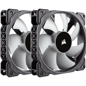 Ventilator Corsair ML120 120mm Premium Magnetic Levitation Fan — Twin Pack CO-9050039-WW