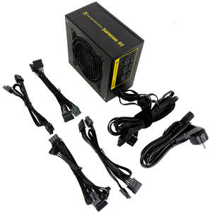 Sursa SILENTIUM PC 550W, Supremo M2 Series, 80 PLUS Gold
