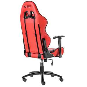 SPC Gear SR300 RD Gaming Chair Red