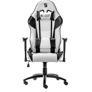 SPC Gear SR300 WH Gaming Chair White