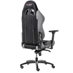 SPC Gear SR500F GY Gaming Chair Grey Fabric