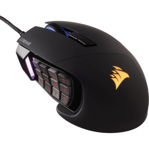 Corsair Scimitar PRO RGB Optical - Black CH-9304111-EU