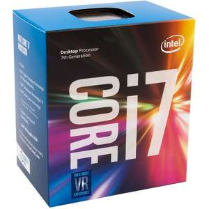 Procesor Intel Core i7-7700, 8M Cache, 4.20 GHz Turbo BX80677I77700