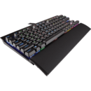 Gaming K65 LUX RGB LED, Ten-Keyless, Cherry MX Red, Layout NA