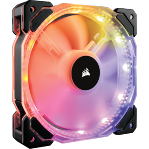 Ventilator Corsair HD140 RGB LED 140mm PWM