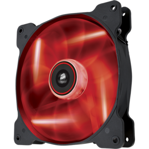 Ventilator Corsair Air Series SP140 LED Red, Twin Pack CO-9050034-WW
