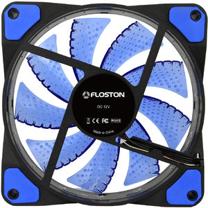 Ventilator Floston ICE15Blue LED