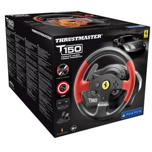 THRUSTMASTER T150 Ferrari FFB Official Sony licensed PS4/PS3